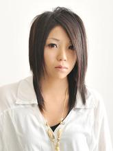 クールストレート Re☆set by NYNYのヘアスタイル