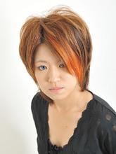 カジュアルショート Re☆set by NYNYのヘアスタイル