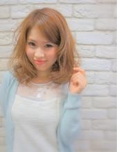 ほつれウェーブ☆ Hair House Luana  by NYNYのヘアスタイル