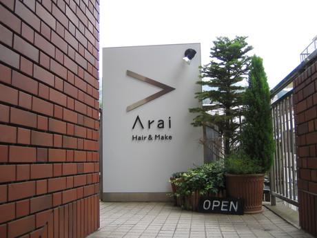 Arai Hair&Make