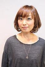 毛先ワンカール|Arai Hair&Makeのヘアスタイル