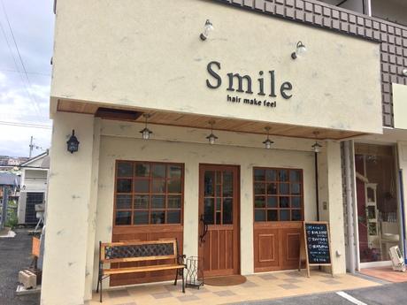 HAIR MAKE FEEL SMILE