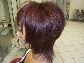 ウルフショート|学芸大学美容室 a(アップロード)のヘアスタイル