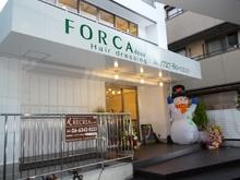 FORCA deux hairdressing  | �ե��륫���ɥ����إ��ɥ�å���  �Υ����