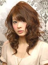 フワクリベイベー〜オータムアレンジ〜|Hair&Make Lumiereのヘアスタイル