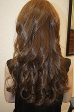 大人チョコブラウン M3D OSAKA 祇園アトリエのヘアスタイル