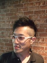 夏☆仕様 Hair Creation Vrai Coeurのメンズヘアスタイル