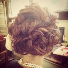 外国人風 / アレンジミディアム 2|Coletteのヘアスタイル