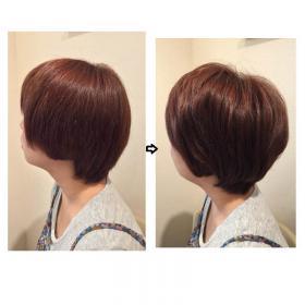 『≪ボリュームUP!≫『ボリュームコントロールSPA地肌&髪のケアとボリュームアップを同時に叶えます!