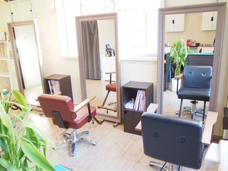 Hair Salon Haricot