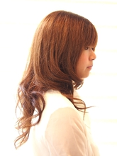 ロングマッシュレイヤー|Hair Salon Haricotのヘアスタイル