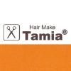 Hair Make Tamia  | ヘアー メイク タミア  のロゴ