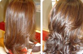 groovy hairのカラー
