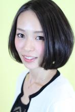 ノーブルボブ☆|Boomerangs e-style 六条店のヘアスタイル