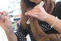 Hair's PEACH