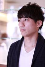 さわやか2ブロックスタイル♪|COM'S 藤沢のメンズヘアスタイル