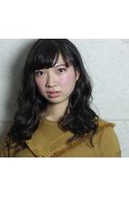 つやつやカールで上品パーマスタイル|COM'S 藤沢のヘアスタイル