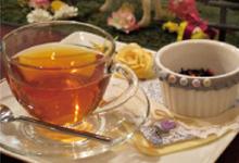 """季節の紅茶で""""おもてなし""""♪"""