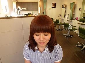 カジュアル系ボブ|hair make A:RCH なかもず店のヘアスタイル