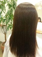 素髪に最高のツヤ、手触りを表現する外科的トリートメント☆|ASKS HAIRのヘアスタイル