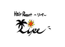 Hair Resort -Lipe-  | ヘアーリゾート リぺ  のロゴ