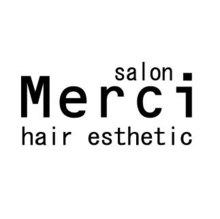 髪質改善ヘアエステサロン Merci  | カミシツカイゼンヘアエステサロン メルシー  のロゴ