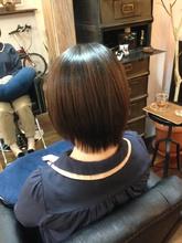 骨格にあわせたショートスタイル 髪質改善ヘアエステサロン Merciのヘアスタイル