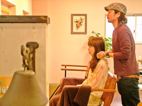 hair salon Share