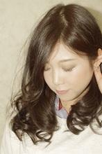 ナチュラルBlackで清楚な大人女の子♪|e-style 豊田大林店のヘアスタイル
