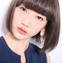 ピュアモードボブ|Atoroのヘアスタイル