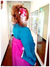 着付けやセット、アップも、GAGAで☆|Hair place GAGAのヘアスタイル