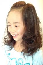 お子様カットで、かわいらしく☆お得な木曜日!!|Hair place GAGAのキッズヘアスタイル