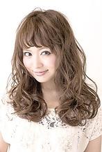 【b-arts】モテカワ☆ふんわりウェーブ♪ hair brand b-artsのヘアスタイル