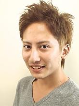 【b-arts】メンズショートで爽やかに☆ hair brand b-artsのメンズヘアスタイル