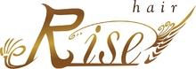 Rise hair  | ライズヘアー  のロゴ