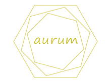 aurum hair&spa 下北沢  | アウルム ヘアアンドスパ シモキタザワ  のロゴ