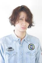【メンズ】 No,5 aurum hair&spa 下北沢のメンズヘアスタイル