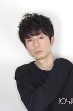 【メンズ】 No,3 aurum hair&spa 下北沢のメンズヘアスタイル