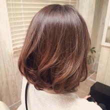 ゆる巻きボブ|aura hair maisonのヘアスタイル