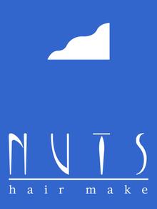 hair make NUTS  | ヘアメイクナッツ  のロゴ