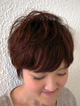 キレイメショートスタイル merciのヘアスタイル