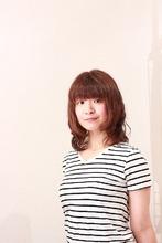 くせ毛でも大丈夫!!|atelier cocoaのヘアスタイル