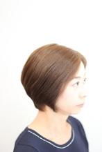 カラーは流行りのオリーブグレージュで☆彡 atelier cocoaのヘアスタイル