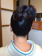 お呼ばれアップアレンジ|Rhythm Hair Designのヘアスタイル