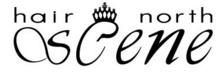 sCene north  | シーン ノース  のロゴ