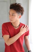 ★sCene★ ツーブロ・ショート|sCene northのメンズヘアスタイル