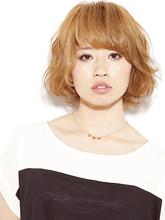 ルーズボブ|ARIREINA 横須賀中央店のヘアスタイル