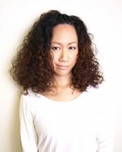 くるりんパーマ|エイブル ビヨウシツのヘアスタイル