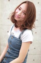 ☆ルーズウェーブロブ|GALLARIA Elegante 春日井店のヘアスタイル