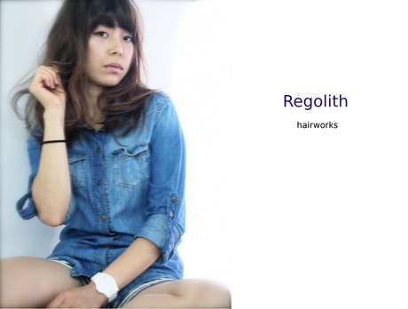 Regolith 自由が丘